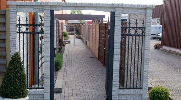 betonz une vom gro h ndler kowalewski die erste adresse f r ihren betonzaun in nrw. Black Bedroom Furniture Sets. Home Design Ideas