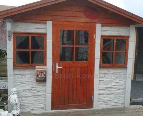 BETONZAUN KOWALEWSKI - Bausatz A Stallhäusl