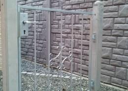 BETONZAUN KOWALEWSKI - Gartentörchen aus Metall, verzinkt