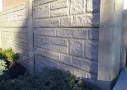 BETONZAUN KOWALEWSKI - Block Stone einseitig unbehandelt