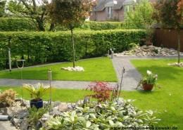 BETONZAUN KOWALEWSKI - Gartenbau und Gartenneugestaltung, Rollrasen