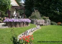 BETONZAUN KOWALEWSKI - Gartenumgestaltung