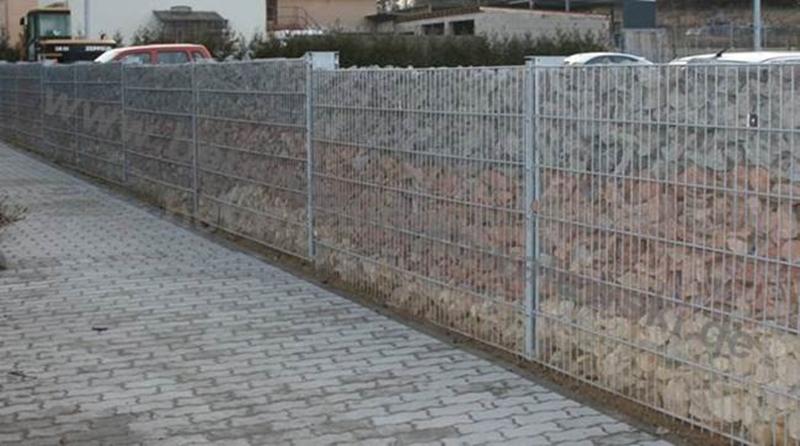 Betonzaun, Gitterzaun und Sichtschutz - Gartenbau Eschweiler ...