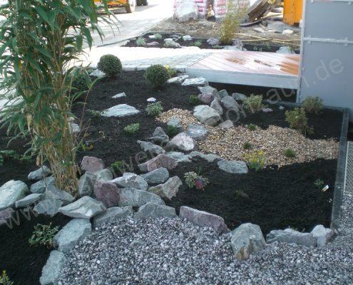 BETONZAUN KOWALEWSKI - Vorgartengestaltung