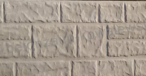 "BETONZAUN KOWALEWSKI - Betonzaun Standard Blockstone ""S"""