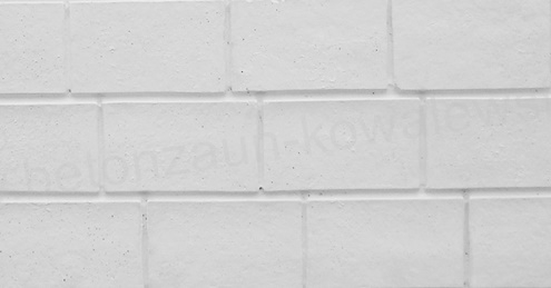 BETONZAUN KOWALEWSKI - Betonzaun Standard Kalkstein